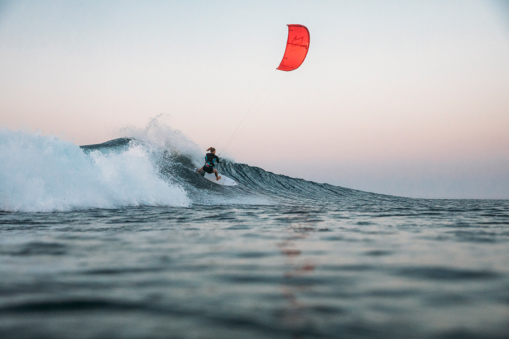 Kitesurfing Charters in Madagascar by Luna Moon
